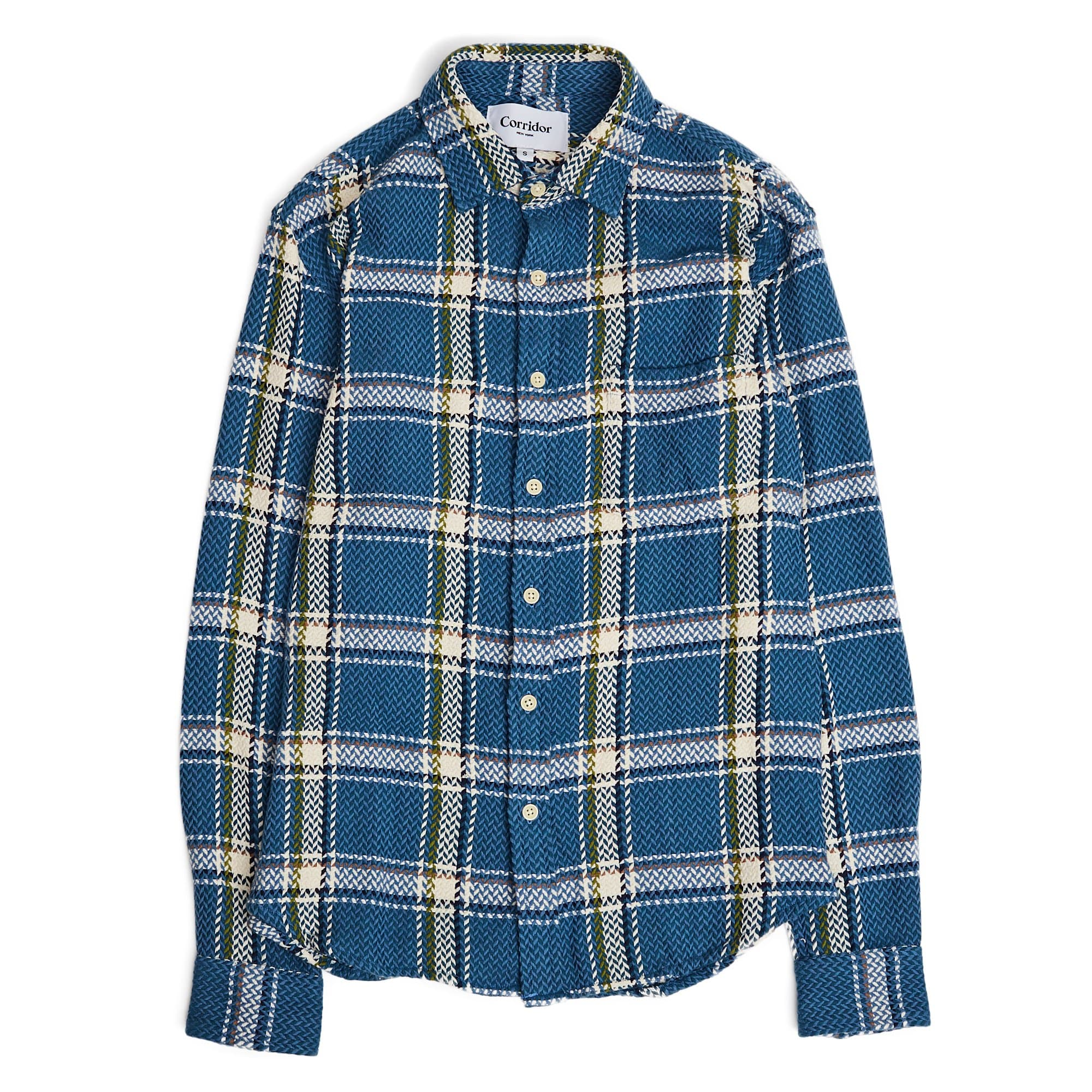 Acid Plaid LS