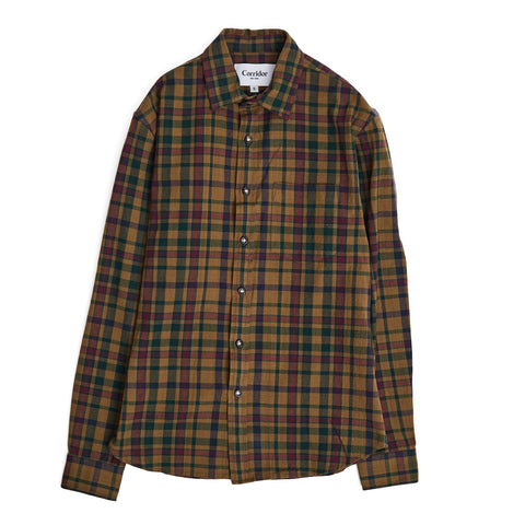Brown Heritage Plaid LS