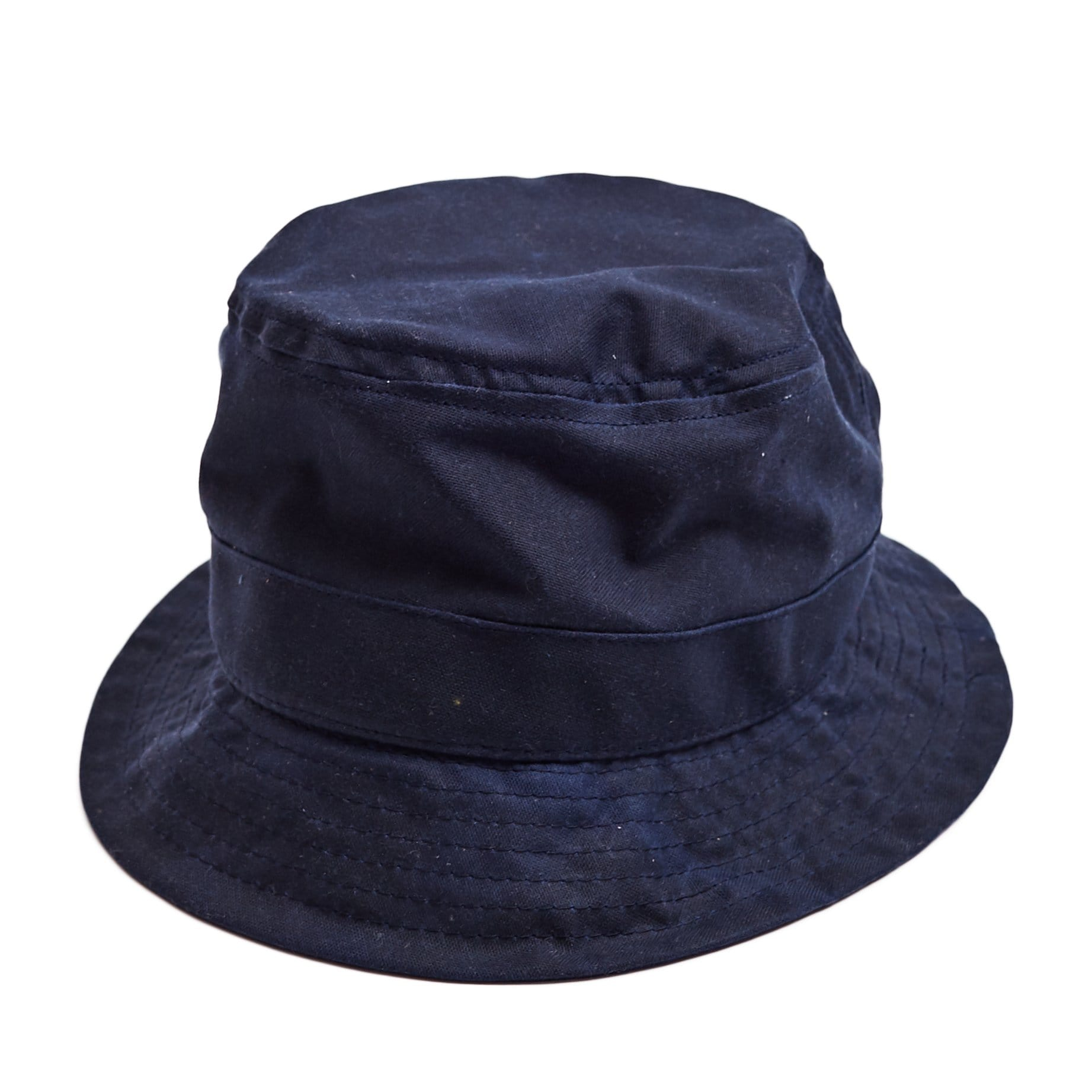 Navy Bucket Hat Wax 6.25oz
