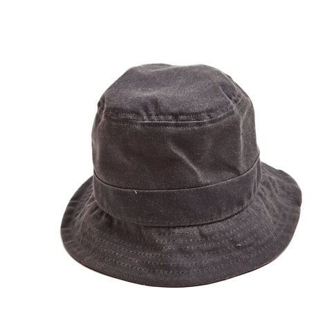 Bucket Hat Wax Charcoal 6.25oz