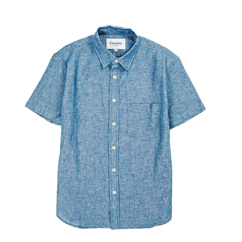 Summer Linen Chambray SS