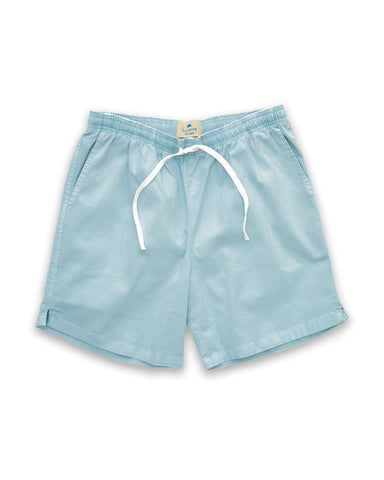SSB Crystal Blue Draw String Shorts