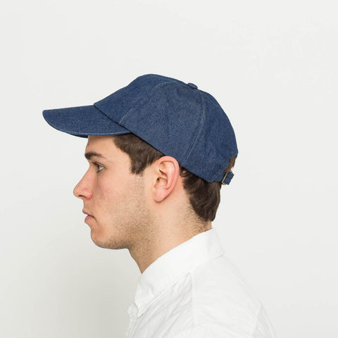 Washed Denim 12oz Cap