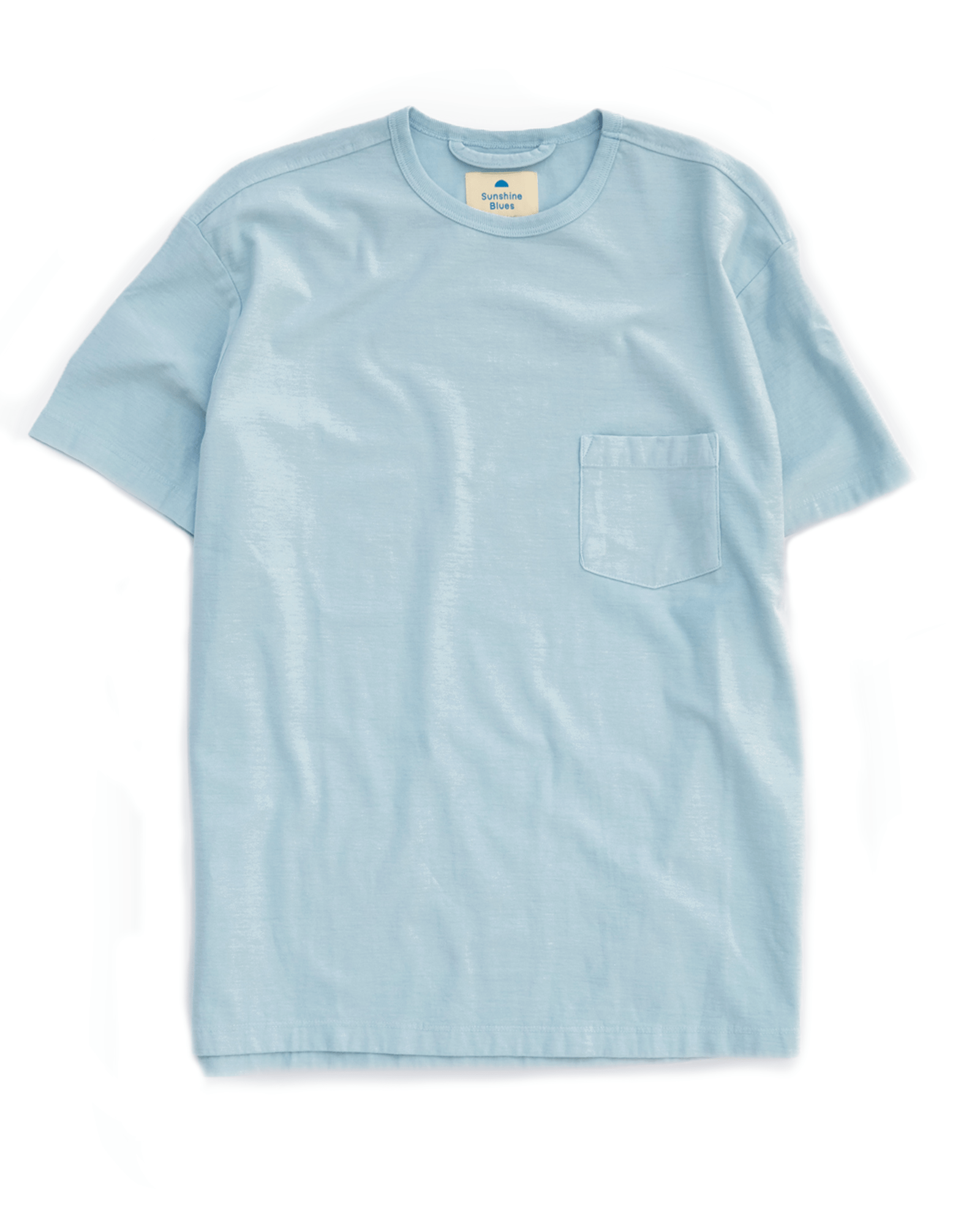 SSB Crystal Blue T-Shirt