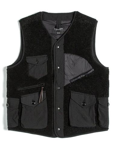 Eastlogue Traveler Vest - Black