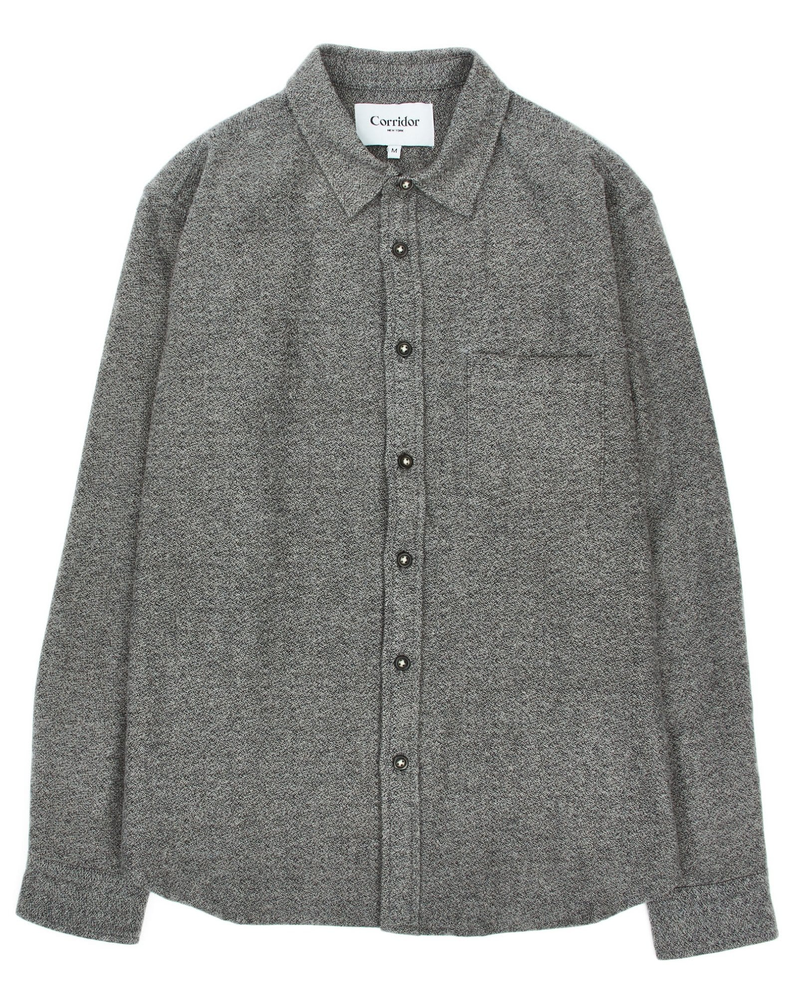 Jasper Yarn Charcoal Grey LS