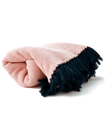 SSB Lotus Pink Beach Blanket