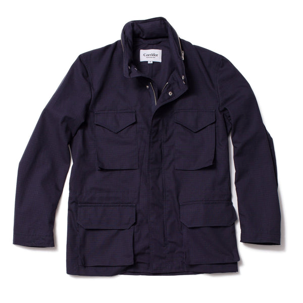 Unlined Ripstop M65 - Navy