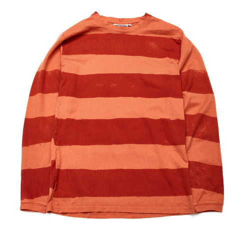 Jungmaven Zuma Baja Longsleeve Tee- Autumn Orange