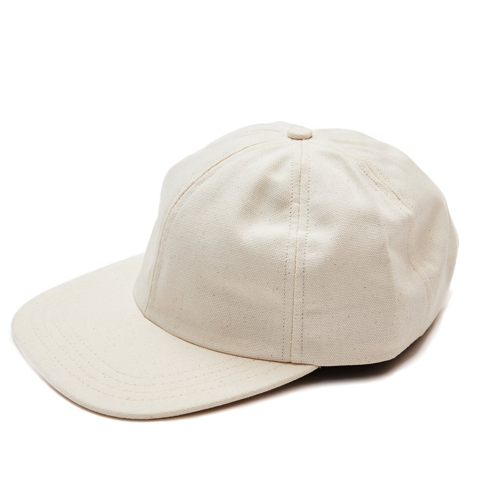 Natural Canvas Cap