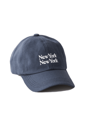 New York New York Cap - Navy