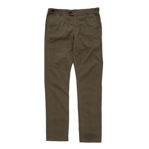 Sanded Olive Chino