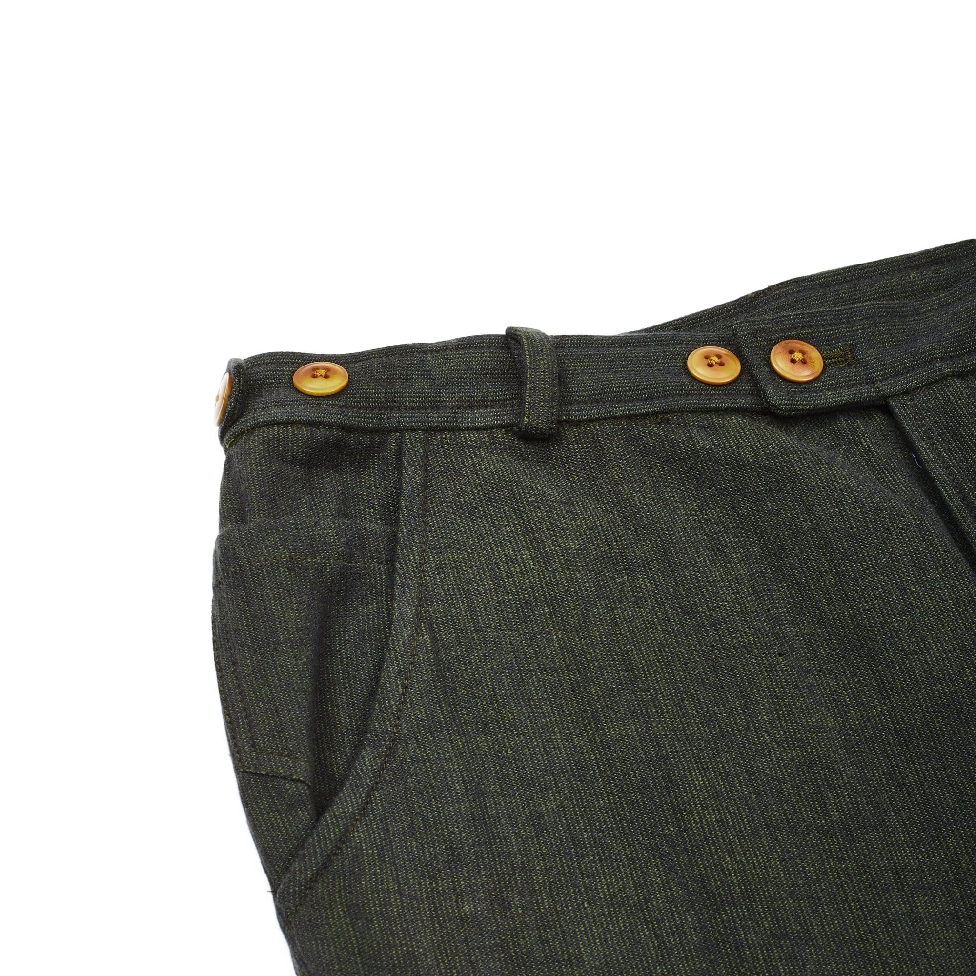 Hunter Bedford Cord Slim Pants