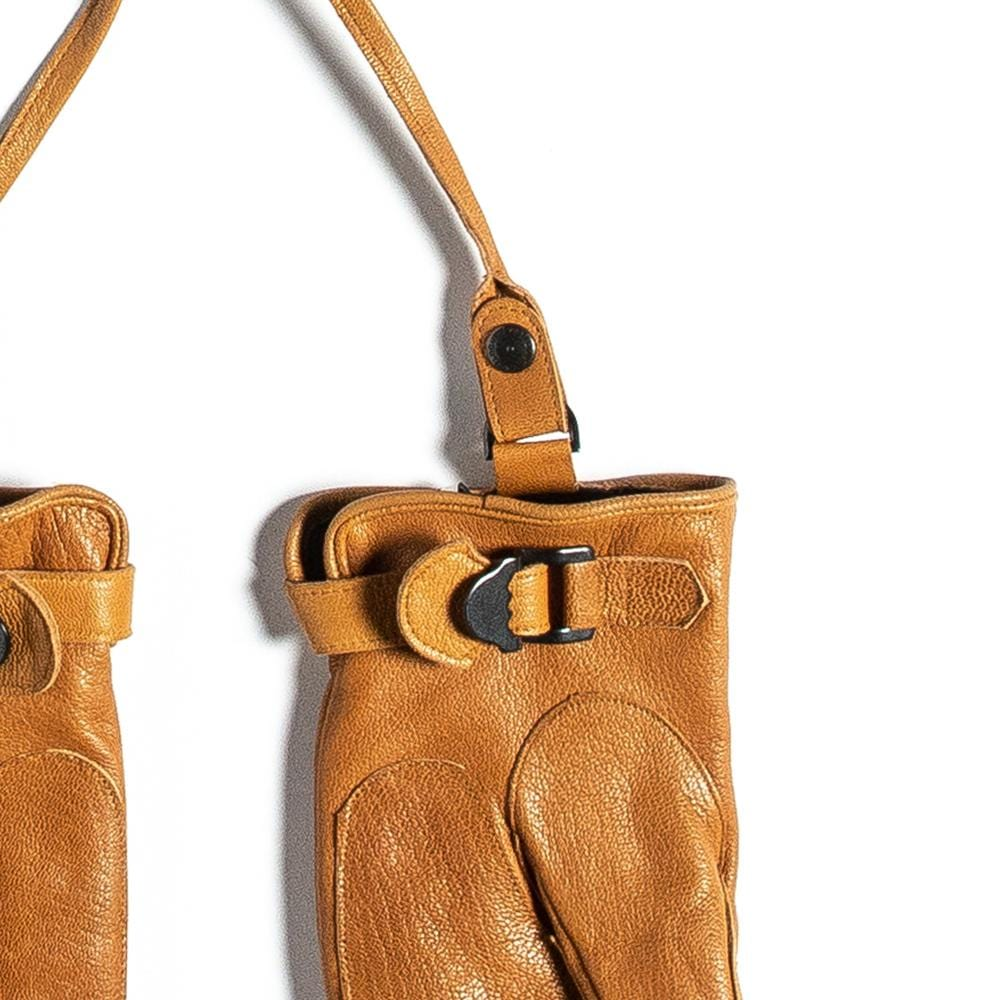 Eastlogue Rifle Leather Gloves- Tan