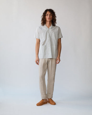 Summer Chambray - Tea Summer Shirt