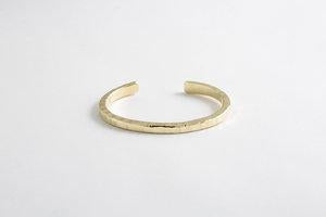 Braddock Cuff - Brass - Polished