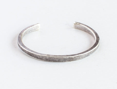 Workshop Cuff Silver - Medium