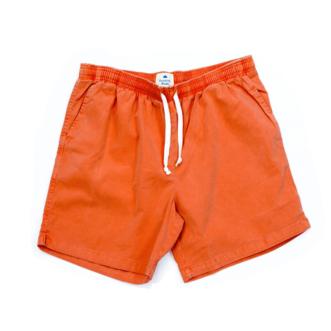 SSB Red Orange Shorts