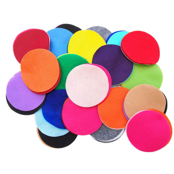 Craft Felt Circles