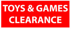 Toys and Games Clearance