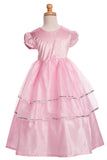 Little Adventures Royal Pink Princess Dress Costume backside