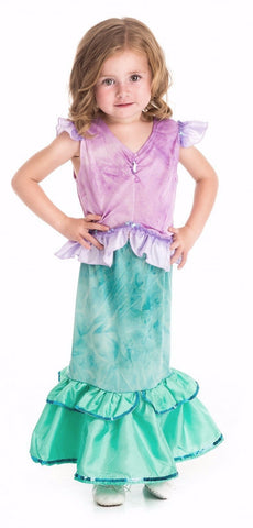 Little Adventures Mermaid Princess Dress