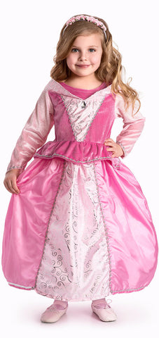 Little Adventures Sleeping Beauty Princess Dress