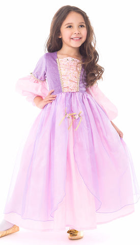 Little Adventures Deluxe Rapunzel Princess Dress