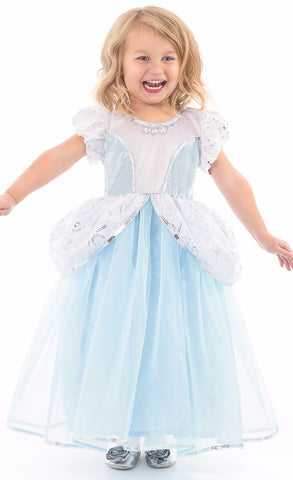 Little Adventures Deluxe Cinderella Princess Dress (2017)