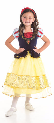 Little Adventures Deluxe Snow White Princess Dress (2017)