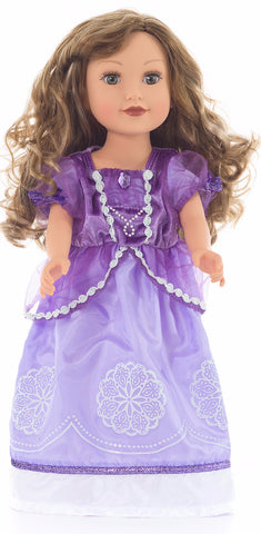 Little Adventures Amulet Princess Doll Dress