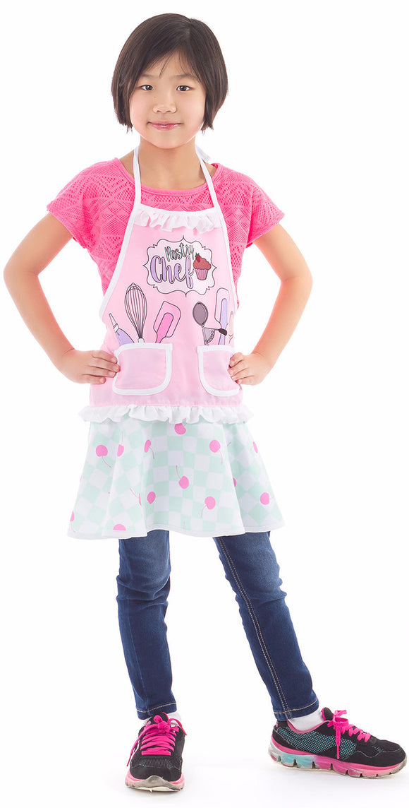 Little Adventures Little Bakery Shop Apron