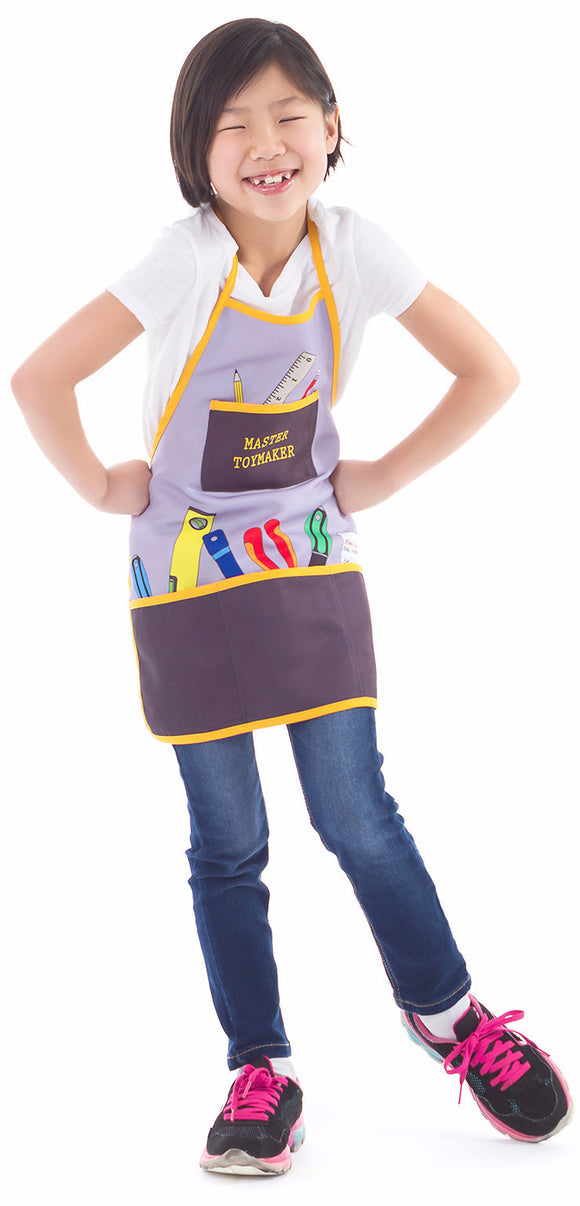 Little Adventures Little Handyman Apron