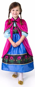 Little Adventures 11099 Scandinavian Princess Cloak Age 3-5 with Hairbow
