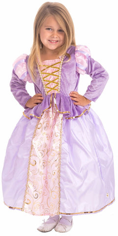 Little Adventures Rapunzel Princess Dress Costume