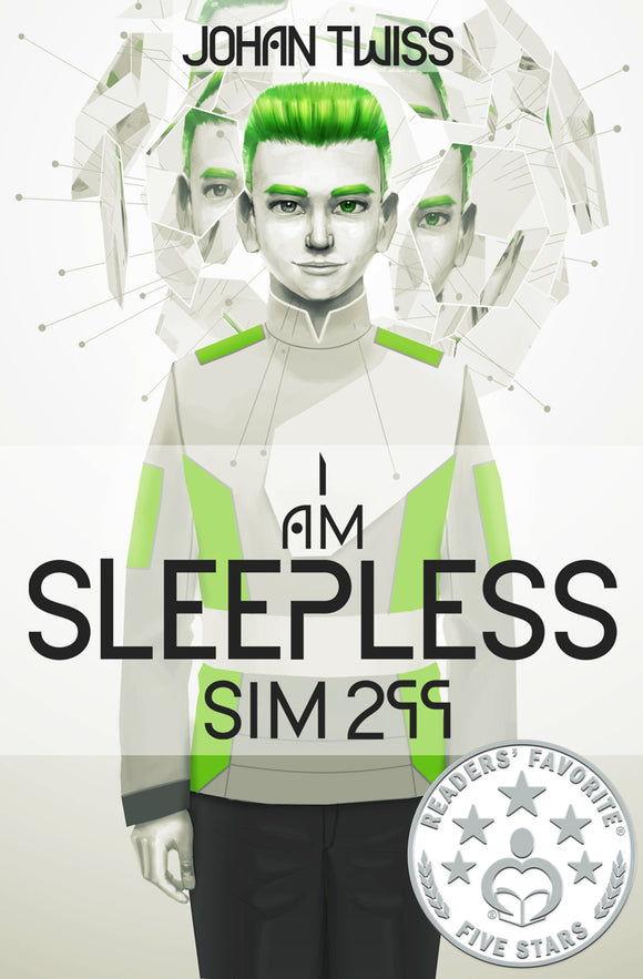 I Am Sleepless: Sim 299 Book 1 (Age 8+) - School Visit Order