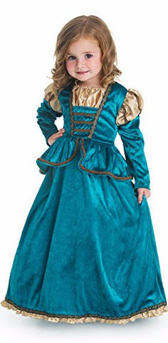 Scottish Princess Dress Up Costume