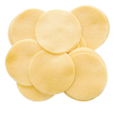 Buttercream Yellow Felt Circles (3/4 to 5 inch)
