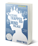 4 Years Trapped in My Mind Palace (Age 10+) - School Visit Order