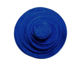 Navy Blue Felt Circles (3/4 to 5 inch)