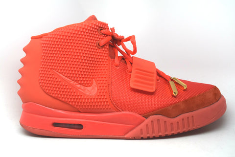 Nike Air Yeezy 2 SP Red October *Tried on*