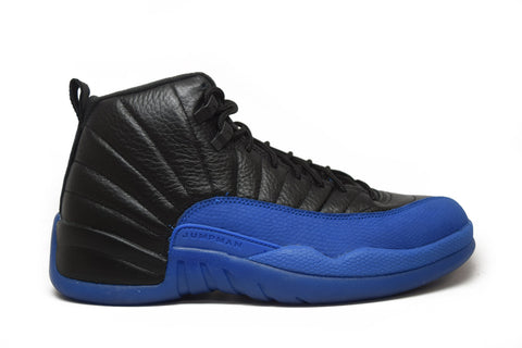 Air Jordan 12 Retro Black Game Royal
