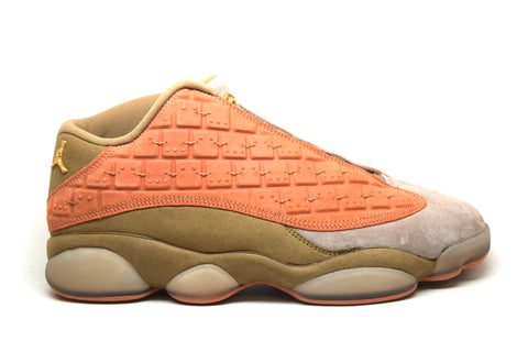Air Jordan 13 Retro Low Clot Sepia Stone