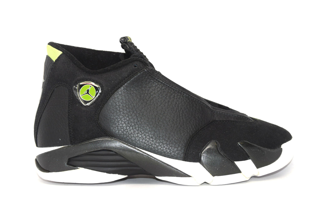 sports shoes 716e2 c8537 Air Jordan 14 Indiglo
