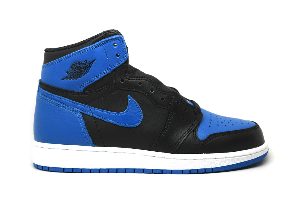 Air Jordan 1 Retro High OG Royal GS 2017
