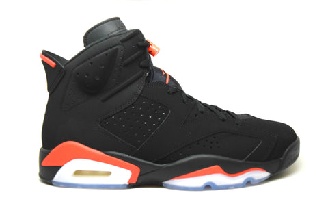 Air Jordan 6 Retro Black Infrared 2019
