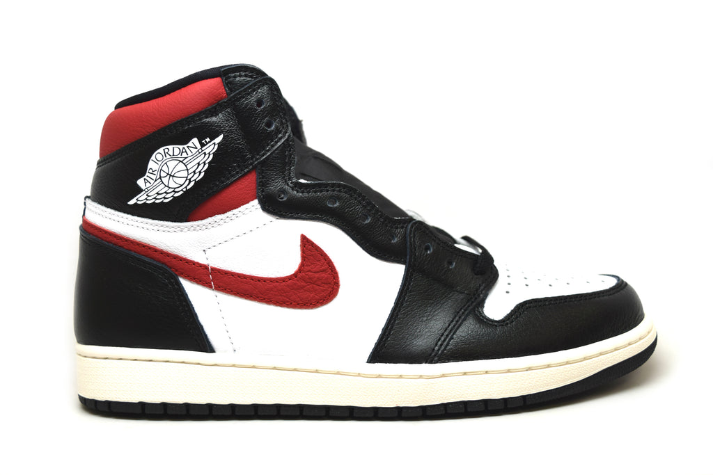 Air Jordan 1 Retro High Black Gym Red