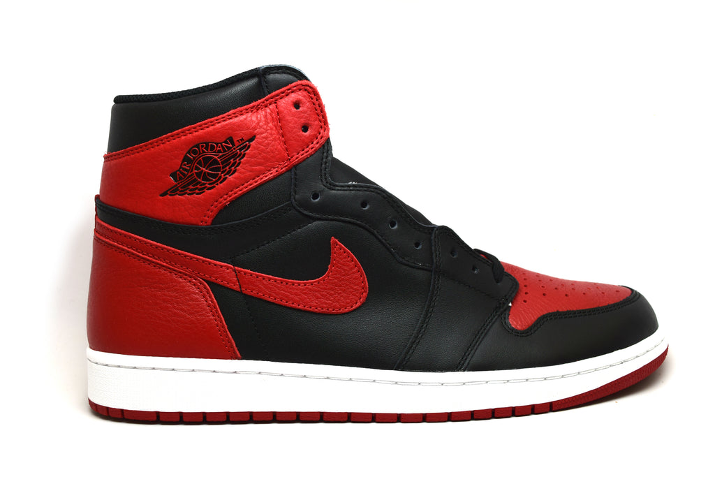 Air Jordan 1 Retro Bred/Banned 2016