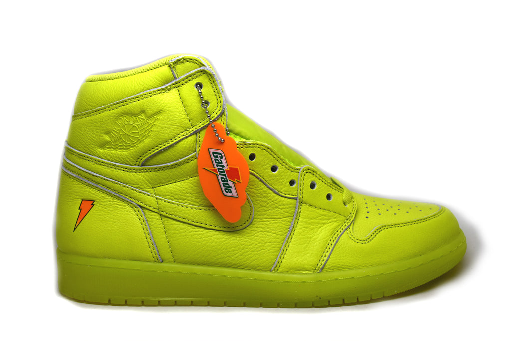 Air Jordan 1 Retro High Gatorade Cyber