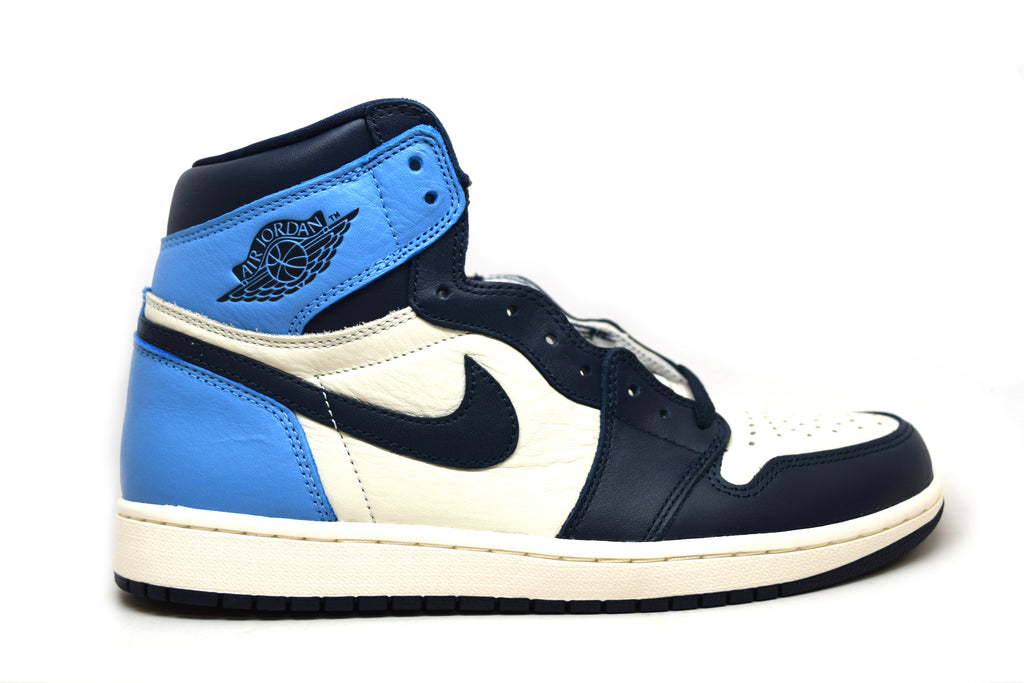 Air Jordan 1 Retro High UNC Obsidian
